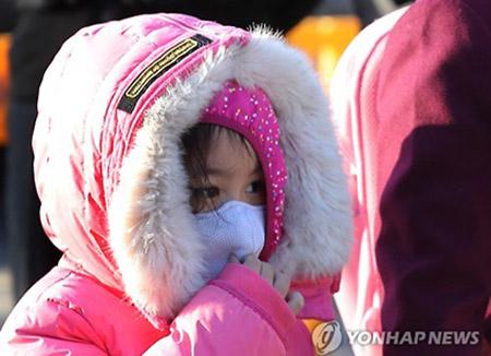 Météo : la Corée du Sud connaît sa première vague de froid de l'hiver
