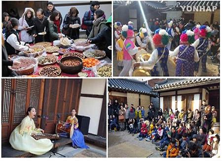 Geplante traditionelle Veranstaltungen während der Neujahrsfeiertage