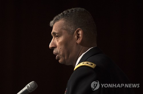 USFK Commander Calls for Boosted Capability to Strike N. Korea