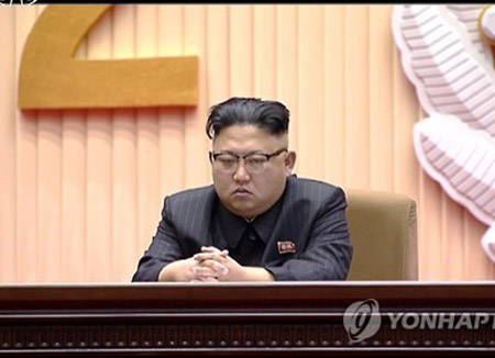 Kim Jong-un Seen at Late Father's Birthday Celebration after Half Brother's Death