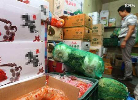 キムチの輸入、輸出上回る 中国への輸出再開も効果なし