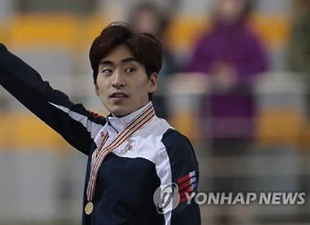 スピードスケートの李承勲 平昌冬季五輪予選進出確定