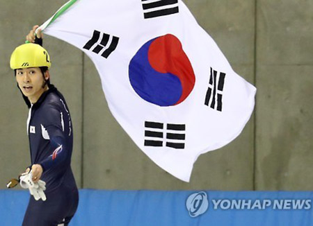 Lee Seung-hoon Becomes 1st S. Korean to Grab 4 Gold Medals in Asian Winter Games