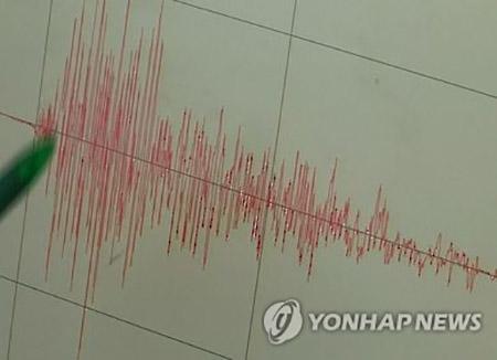 韓半島の地震 去年の慶州地震以降3.5倍に