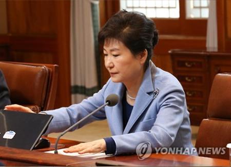 朴大統領 最終弁論に出席しないと表明