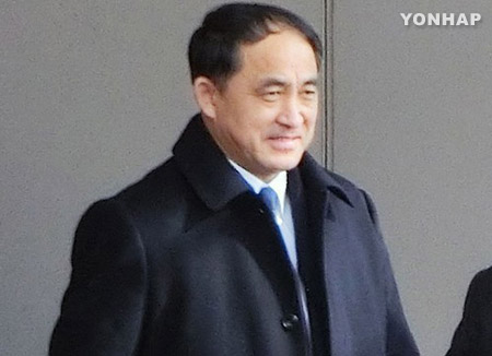 Kyodo: N. Korea's Vice Foreign Minister Arrives in China