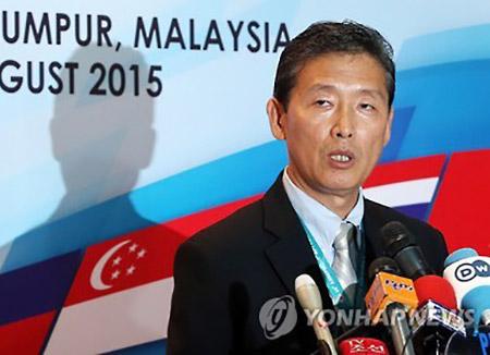 N. Korea's Ex-Envoy to UN Visits Malaysia Over Kim Jong-nam's Death