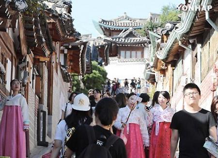 中国の報復緩和か 韓国行き旅行商品の販売再開