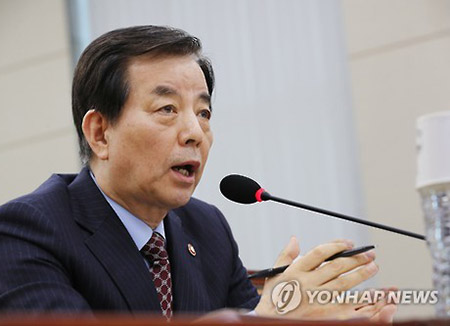 国防相 「北韓の新型ミサイル発射は成功」
