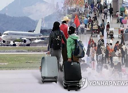 韩国包机航班申请3月也未获得中国政府批准