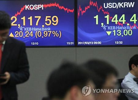 韓国株式市場 ことしの高値更新