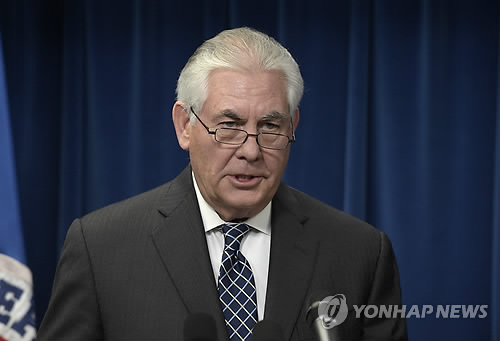 Tillerson Sparks Criticism for Differently Treating S. Korea, Japan