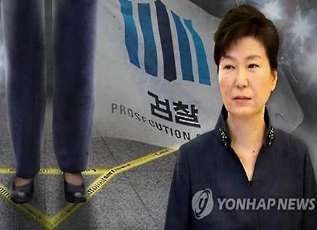 Ex-Präsidentin Park zur Befragung der Staatsanwaltschaft vorgeladen