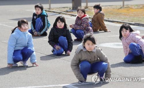 اليابان تجري مناورات إخلاء استعدادًا للصواريخ الكورية الشمالية