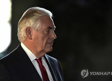 جدل بسببب تصريحات تيلرسون حول كوريا الجنوبية واليابان