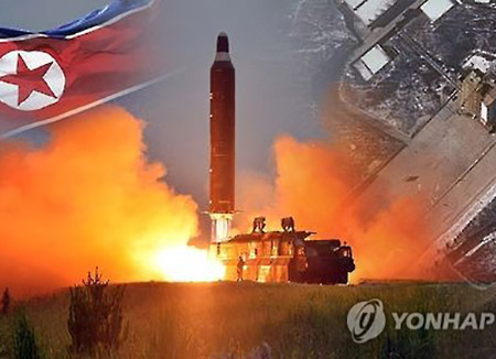 北韓がミサイル・核実験の兆候 米CNN伝える