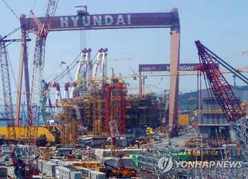 Hyundai Heavy Wins Order to Build 4 Tankers for Russia