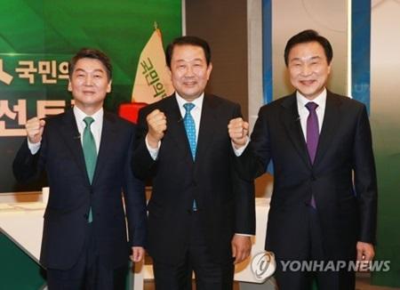 국민의당·바른정당 토론회···민주당 호남 공략·한국당 2차 컷오프