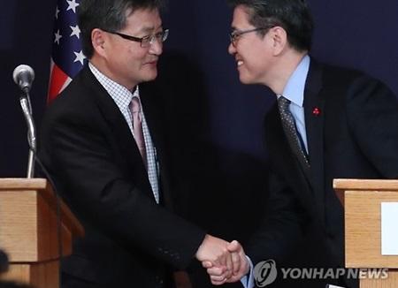 Atomunterhändler der USA besucht Südkorea