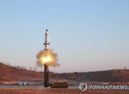 北韩媒体:将继续对美国采取核遏制力措施