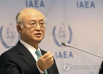 IAEA Chief: N. Korea Doubles Size of Uranium-Enriching Facility