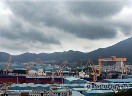 Bondholders of Daewoo Shipbuilding Approve Debt Rescheduling Plan