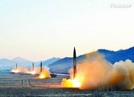 Chinesische Zeitung sieht Nordkoreas gescheiterten Raketenstart als Beleg für wirksame Sanktionen