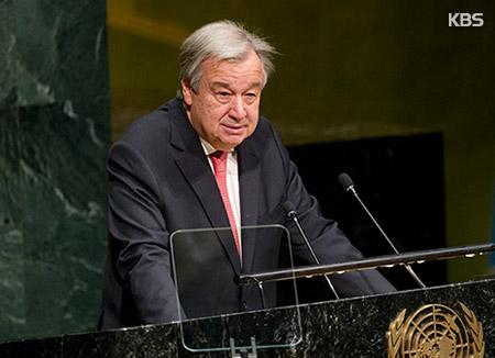 كوريا الشمالية تنتقد الأمين العام للأمم المتحدة عقب تصريح بشأن العقوبات عليها