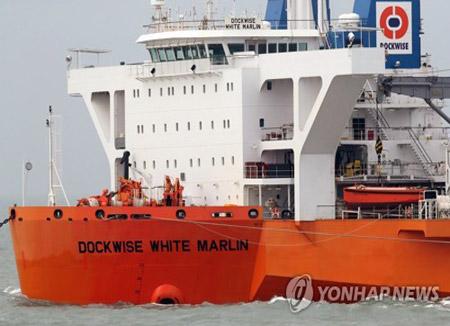 セウォル号、半潜水式ドックに 来週にも木浦新港へ