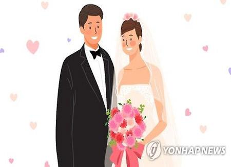韩国婚介单位会员的男女初婚年龄为36岁和33岁