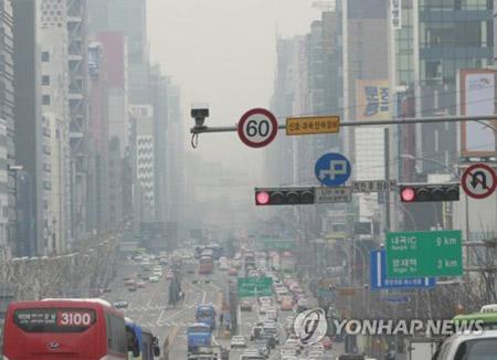 英経済紙 「ソウル、もっとも空気汚染が深刻な都市」