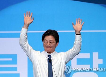 Ю Сын Мин - кандидат в президенты РК от партии Парын