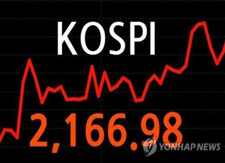 Le Kospi termine en légère hausse