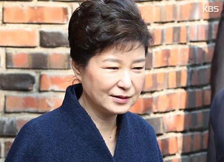 Ex-Präsidentin Park will zu gerichtlicher Vernehmung wegen Haftbefehls erscheinen