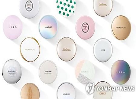 فائض في الميزان التجاري الكوري لمستحضرات التجميل