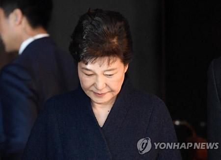 Суд рассматривает вопрос выдачи ордера на арест экс-президента Пак Кын Хе
