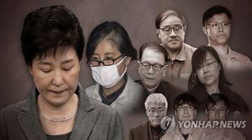 Choi Gate : Park Geun-hye placée en détention provisoire