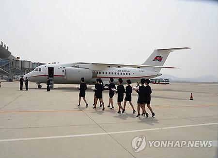 Charterflüge zwischen Dandong und Pjöngjang werden nur bis Mai angeboten