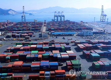 S. Korea's Exports Grow 28.4% in 1st 20 Days of April