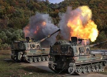 韩国将向印度出口K-9自行火炮