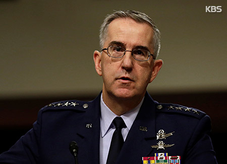 US Commander: Every Missile Launch Detected First by Satellites