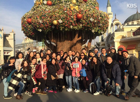 3 000 salariés d'une entreprise taïwanaise vont visiter la Corée du Sud comme touristes