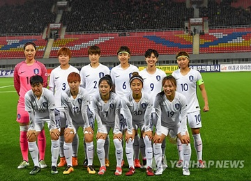 Coupe d'Asie de Football 2018: les deux Corées ont fait match nul 1 à 1