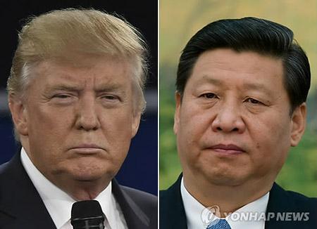 Trump, Xi Urge N. Korea to Stop Provocative Behavior
