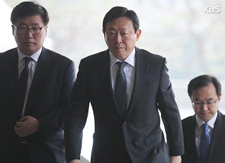 Choi Gate : le PDG de Lotte interrogé pendant plus de 20h par le Parquet
