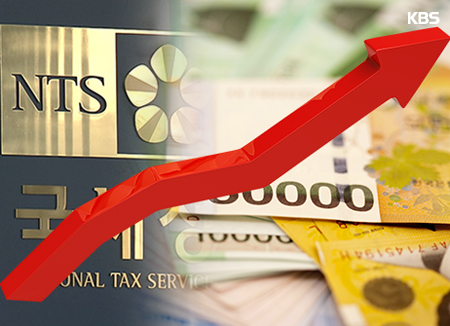 S. Koreans' Tax Burden to Reach 340 Tln Won This Year