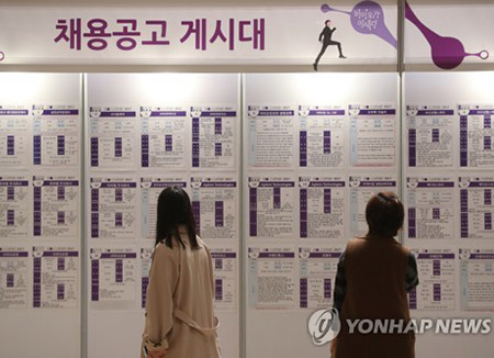 Korea's employment rate improves, but optimism premature
