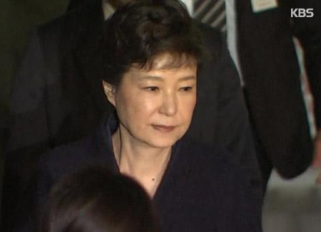 Ex-Präsidentin Park Geun-hye wegen Korruptionsvorwürfen angeklagt