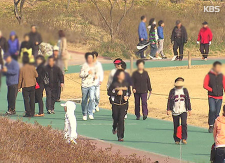 27% of S. Koreans Lead Healthy Lifestyle