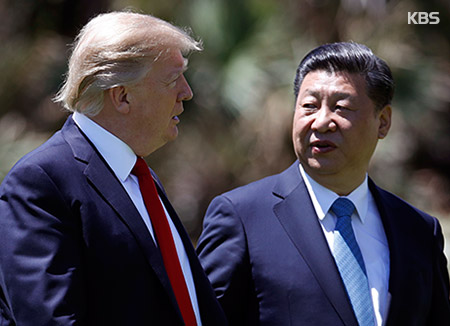 """트럼프, 시진핑 만나고 """"한국이 중국 일부였다더라"""""""